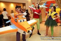 Personagens com o tema #Aviões da #EstaçãoFelycidade no #Minilandbuffet   Foto da #DM2Eventos #buffetminiland #Disney. Miniland Buffet Infantil em São Paulo, SP