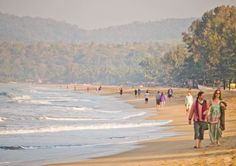 SUNBURN FESTIVAL IN GOA Goa is full of pristine white beaches, swaying palm trees and delicious cuisine. If you are a music aficionado, visit in December to attend Sunburn, one of the best music festivals in India. And while you're there, do try the local liquor, feni, made from cashews