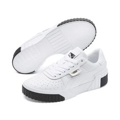 4a4ea7167b2020 Puma Cali Sneakers White Puma Shoes