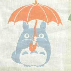My Neighbor Totoro] gauze texture handkerchief
