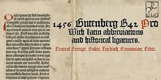 1456 Gutenberg B42 Pro font download