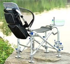 My Furniture, Outdoor Furniture, Fishing Chair, Fishing Tools, Multifunctional, Aluminium Alloy, Golf Bags, Baby Strollers, Rock