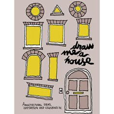 An interactive colouring book for children, budding architects and anyone interested in the built environment, it invites readers to think about, doodle and engage with architectural elements [6th grade]