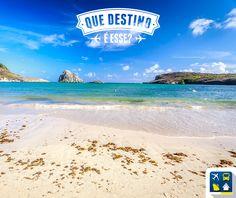 DICA: Este é o arquipélago mais famoso do Brasil em todo o mundo, um sonho de viagem para todos que gostam de natureza exuberante.  E aí, viajantes, esse é moleza: que destino é esse?  http://www.clubeturismo.com.br/site/index.php - RESP - NORONHA