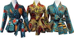 Spice up your wardrobe and shop our blazer collection Diola Blazer collection • www.diyanu.com African Print Dresses, African Print Fashion, African Wear, African Dress, Fashion Prints, African Women, Chitenge Outfits, African Inspired Clothing, Afro