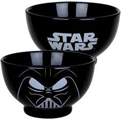 Kids Star Wars Darth Vader Cereal Bowl Child Fun Boys & Girls Stoneware New Gift Soup Bowl Gifts, Ceramic Bowls, Stoneware, Star Wars Gadgets, Christmas Presents For Boys, Star Wars Darth Vader, Star Wars Kids, Star Wars Collection, Cereal Bowls