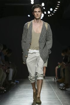 Bottega Veneta Menswear Spring Summer 2015 Milan
