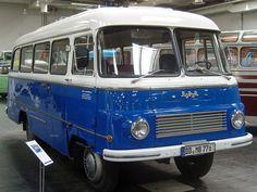 Robur, bus yang pernah beroperasi di Indonesia tahun '60an