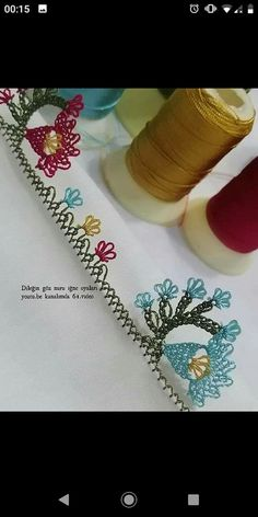 Thing 1, Needle Lace, Floral, Needlepoint, Pattern, Flowers, Point Lace