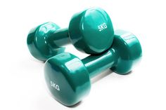 Weightlifting is a great way to burn calories and lose weight, but if you're not using the right size weights you could be wasting your efforts!