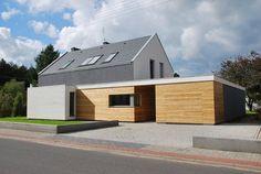 Architektura polska - dom w Kowanówku