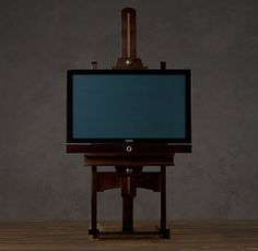 TV not included. (=