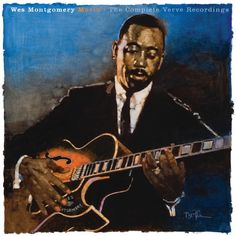 Wes Montgomery - Movin: The Complete Verve Recordings