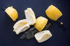 Preserves lemons- Peter Gordon