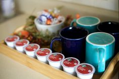 Coffee Tray for Holi