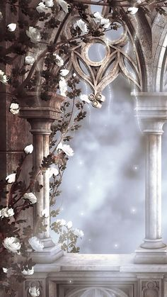 Elegant Gothic Wallpaper