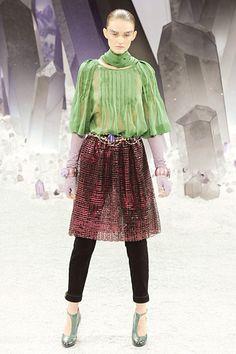 New York Fashion Search - Fall 2012 RTW & Menswear, Chanel -- New York Magazine