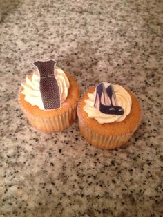 Fashion cupcakes #zapatos #moda