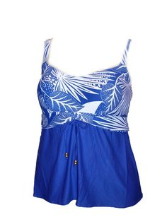 Amazon.com: Coco Reef Women's Tankini Swimsuit Underwire Top: Clothing