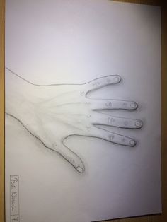 #drawing #hand
