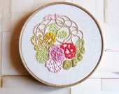 embroidery | no pattern