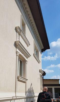 Proiect Casa Rezidentiala zona Podul Grant, Bucuresti – Profile Decorative Design Case, Profile, Exterior, Windows, Architecture, House, User Profile, Arquitetura, Home