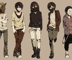 23 Best oc male outfits images in 2018   Drawings, Anime