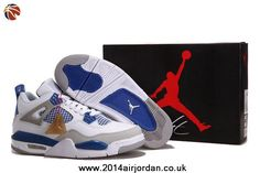 Fast Shipping To Buy Air Jordan 4 (IV) Retro Military Blue Discount