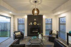 Living Room Inspiration | Fireplace Inspiration | Versatile Living Room Inspiration, Layout, Design, Home Decor, Page Layout, Interior Design, Design Comics, Home Interior Design