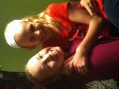Lauren and tori. Awww so sweet