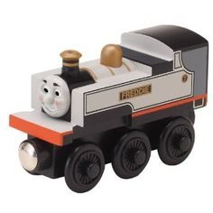 Thomas And Friends Wooden Railway - Fearless Freddie