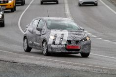 CMF-based Next Gen 2017 #Nissan Micra Spotted Up Close