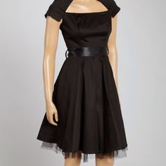 Hearts & Roses London Vintage Style Dress