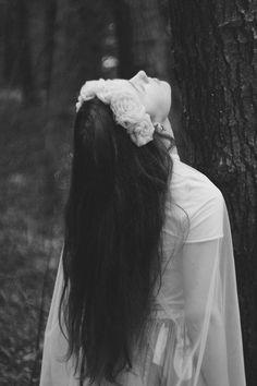 Long hair  ✟