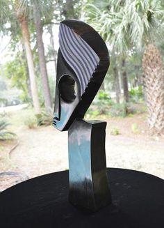 """""""Eyewitness"""" Shona Sculpture"""
