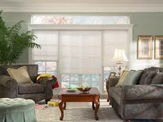 Ideas for window treatments in living rooms