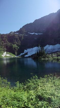 Lake 22, Mt Pilchuck State Forest, WA