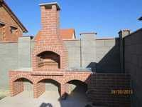 Grilluri, gratare si cuptoare de gradina. Mester Arad | Seminee Arad Tower, Building, Travel, Brick Built Bbq, Houses, Rook, Viajes, Computer Case, Buildings