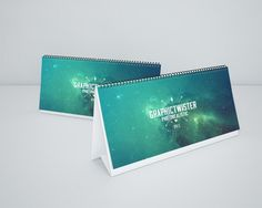Use today's Free Double Calendar PSD Mockup to showcase your presentation on Calendar and as desk notepad. Just place your image in the smart object and enjoy your work. Crafted by Kaja GraphicTwister  Share this Comments comments