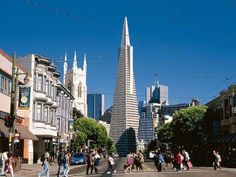 The Top 10 Cities In The United States.  SF ranked #3.