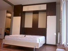 Nappaliba készült ágyszekrény