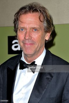 Actor Hugh Laurie attends AMC Networks' 68th Primetime Emmy Awards after-party…
