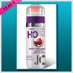 Gel aromatisé H2O goût Grenade 150 ml - 13.90 €
