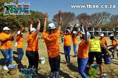 VFS Global Tribal Survivor team building event in Fourways, facilitated and coordinated by TBAE Team Building and Events Team Building Events, Celebrities, Celebs, Famous People