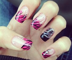 Cute Nail Art Designs Part 2 | Inspired Snaps