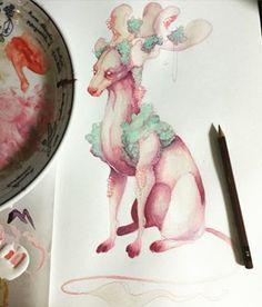 Art by Lauren Tsai