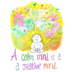 Buddha Doodles by Mollycules - Get creative!