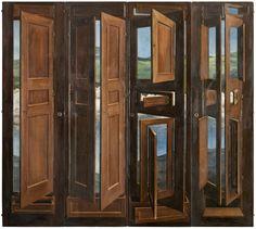 Marcel Jean - Armoire Surrealiste