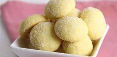 Biscoitos de maracujá