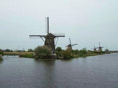 mills of Kinderdijk